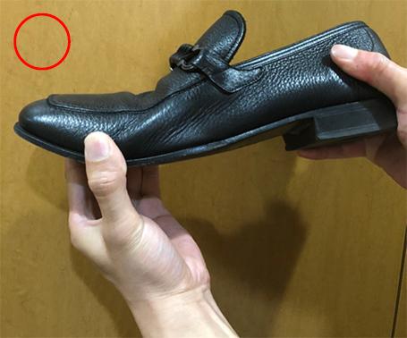 正しい靴01